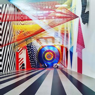 Saarland modern art museum