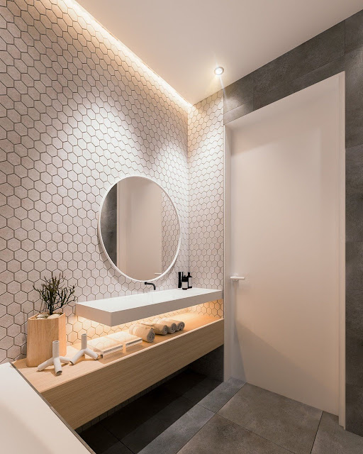 Bathroom Tiles Design In India