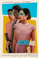 Band Aid (2017) - Poster