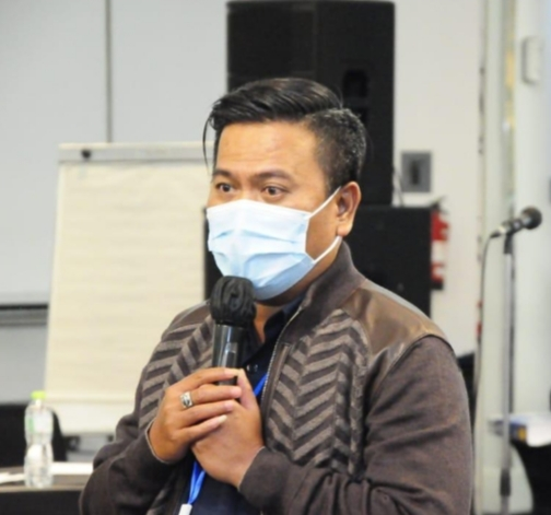 Konferwil I PWI Tahun 2021, Hardiyansyah SH Terpilih Secara Aklamasi Menjadi Ketua PWI Kota Bandung