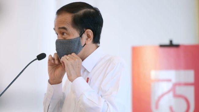 Beberapa Kata Jokowi Soal UU Ciptaker Hoaks dan Faktanya