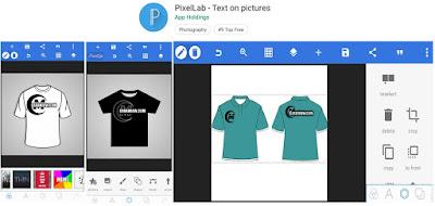 aplikasi desain baju offline