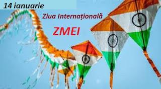 14 ianuarie: Ziua Internațională a Zmeilor