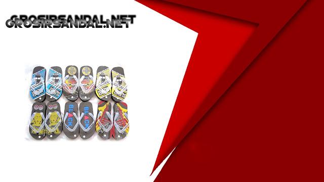 Distributor Sandal Murah AMX CMR Spon Tanggung INDONESIA