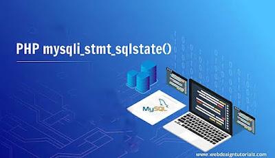 PHP mysqli_stmt_sqlstate() Function