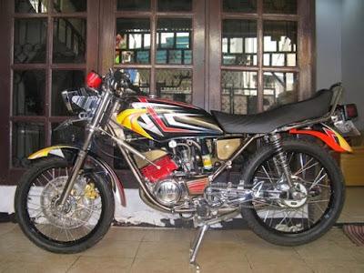 motor rx king modif 2017