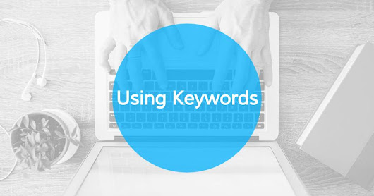 Using Keywords to Search