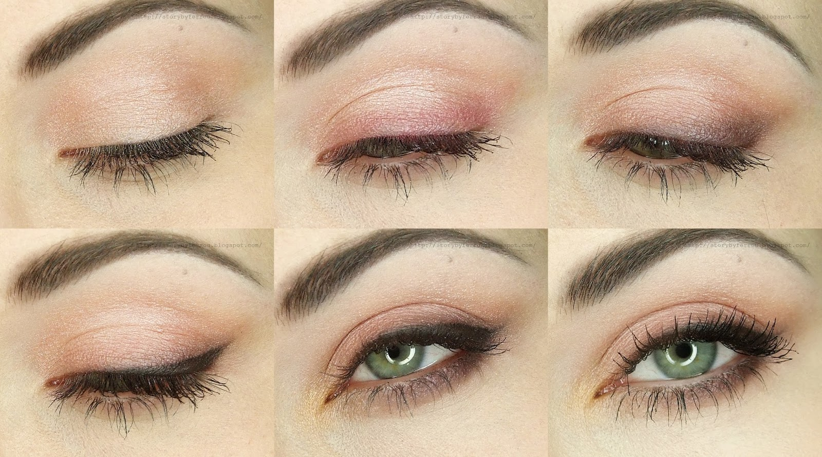 Ferrou Makeup Blog Makijaż Kosmetyki Makijaż Na Walentynki Krok