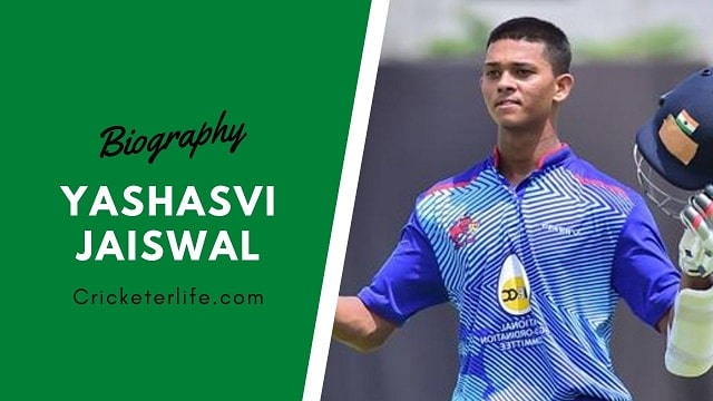 Yashasvi Jaiswal IPL, biography, Height, Stats, Age, records, etc.