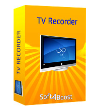 Soft4Boost TV Recorder Descargar Gratis