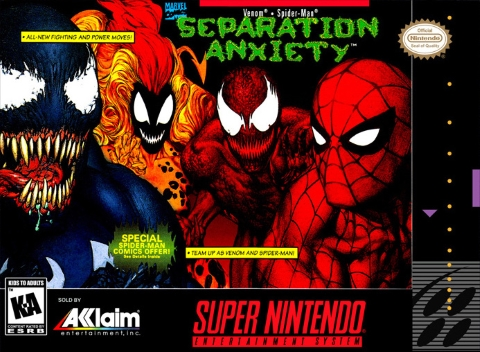 Separation Anxiety - Super Nintendo