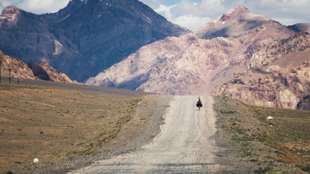 2 American cyclists among 4 dead in Tajikistan