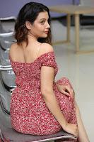Diksha Panth in a Deep neck Short dress at Maya Mall pre release function ~ Celebrities Exclusive Galleries 033.JPG