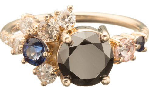 The classic engagement ring