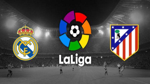 موعد مباراة ريال مدريد واتلتيكو مدريد والقنوات الناقلة