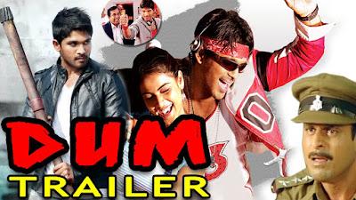 Dum (2015) Hindi Dubbed HD