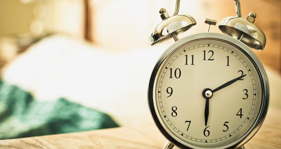Solusi Sulit Bangun Pagi