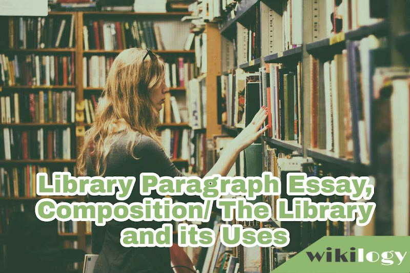Library Essay Composition, The Library and its Uses