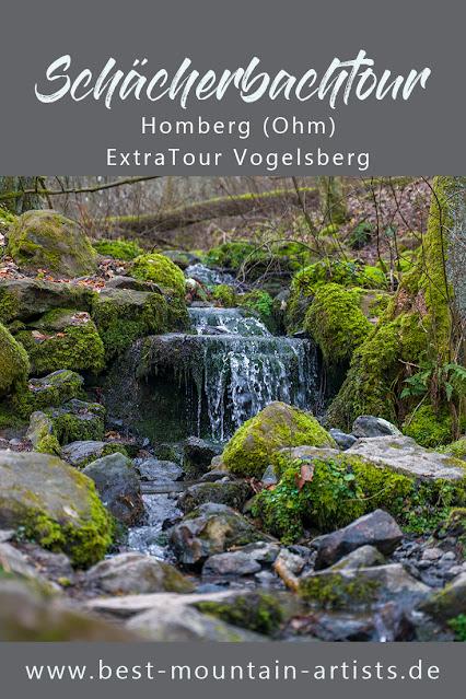 Schächerbachtour | ExtraTour Vogelsberg | Wandern Homberg (Ohm) | Wanderung in Hessen 18