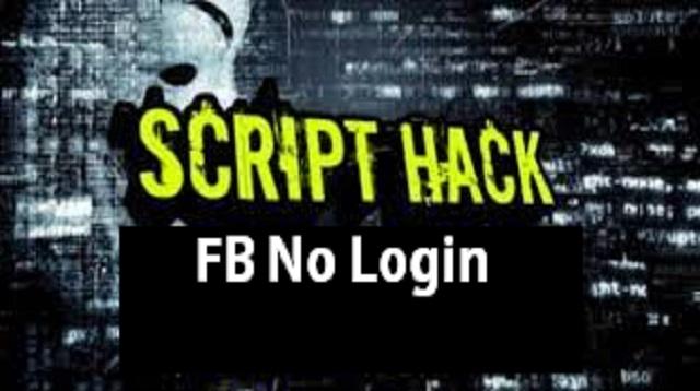 Script Hack FB No Login