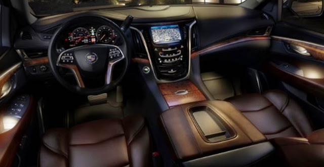 2019 Cadillac Escalade Specs, Release Date, Price