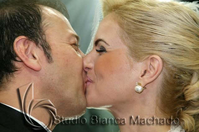 beijo de noiva