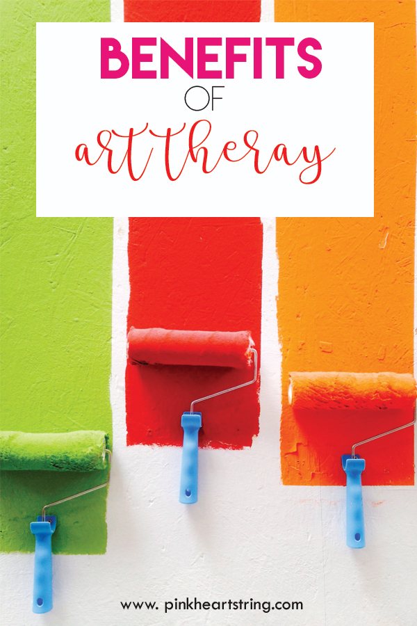 4 Amazing Benefits of Art Therapy