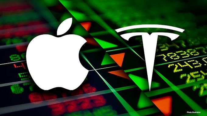 Las divisiones de Tesla y Apple causan cortes en Robinhood, Charles Schwab, TD Ameritrade
