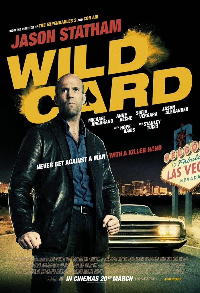 Wild Card นักฆ่าเอโพดำ [HD]