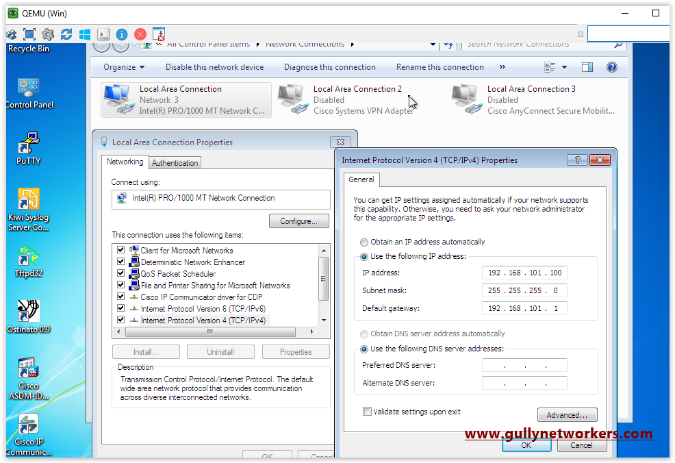 Configure Dynamic NAT on Cisco ASA Firewall | gullynetworkers