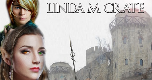 Linda M. Crate ~ 2nd guest post and her novel ~ Centaurs and Magic