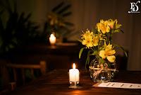 casamento com cerimônia na igreja santa teresinha do menino jesus em porto alegre e recepção na merci casa de eventos em porto alegre com decoração delicada romântica e rústica em marrom nude e amarelo por fernanda dutra cerimonialista em porto alegre e lisboa