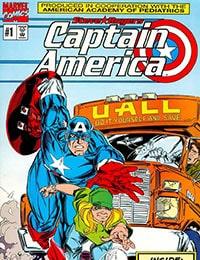 Captain America: Playball