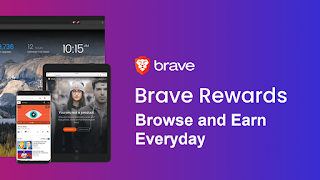 Brave Browser - Earn $7 Every Month For Watching Ads