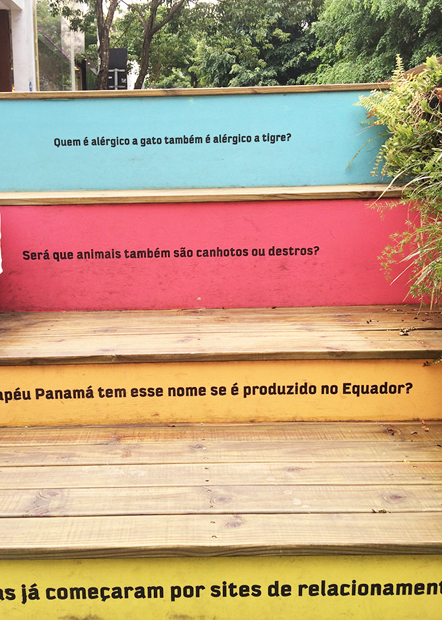 Parklet na Oscar Freire