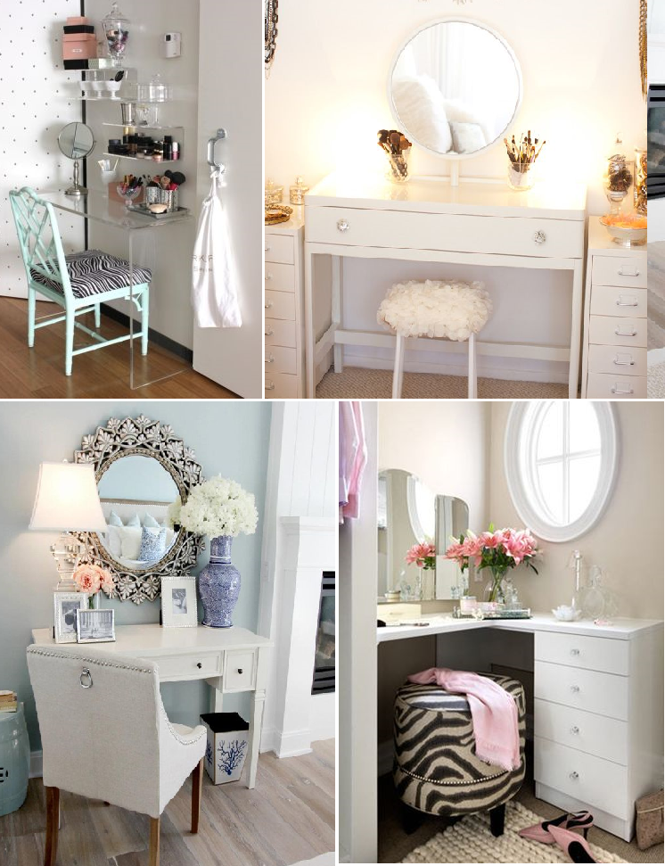 lilia inspirations rangement maquillage et chambre 2. Black Bedroom Furniture Sets. Home Design Ideas
