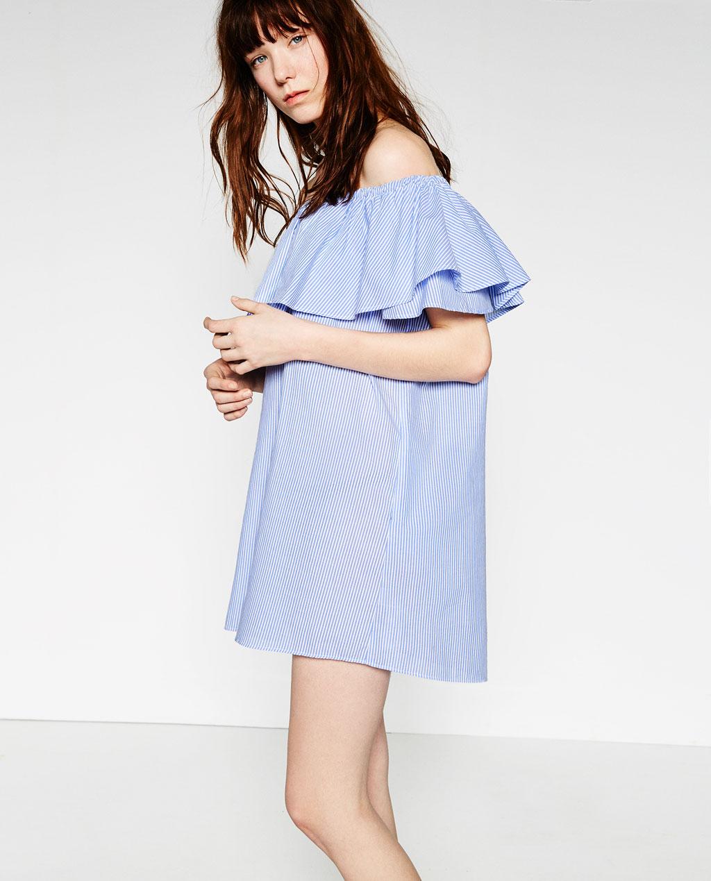 d06418a13c3b New Season  Ανανεωθείτε με ένα ανοιξιάτικο ριγέ φόρεμα