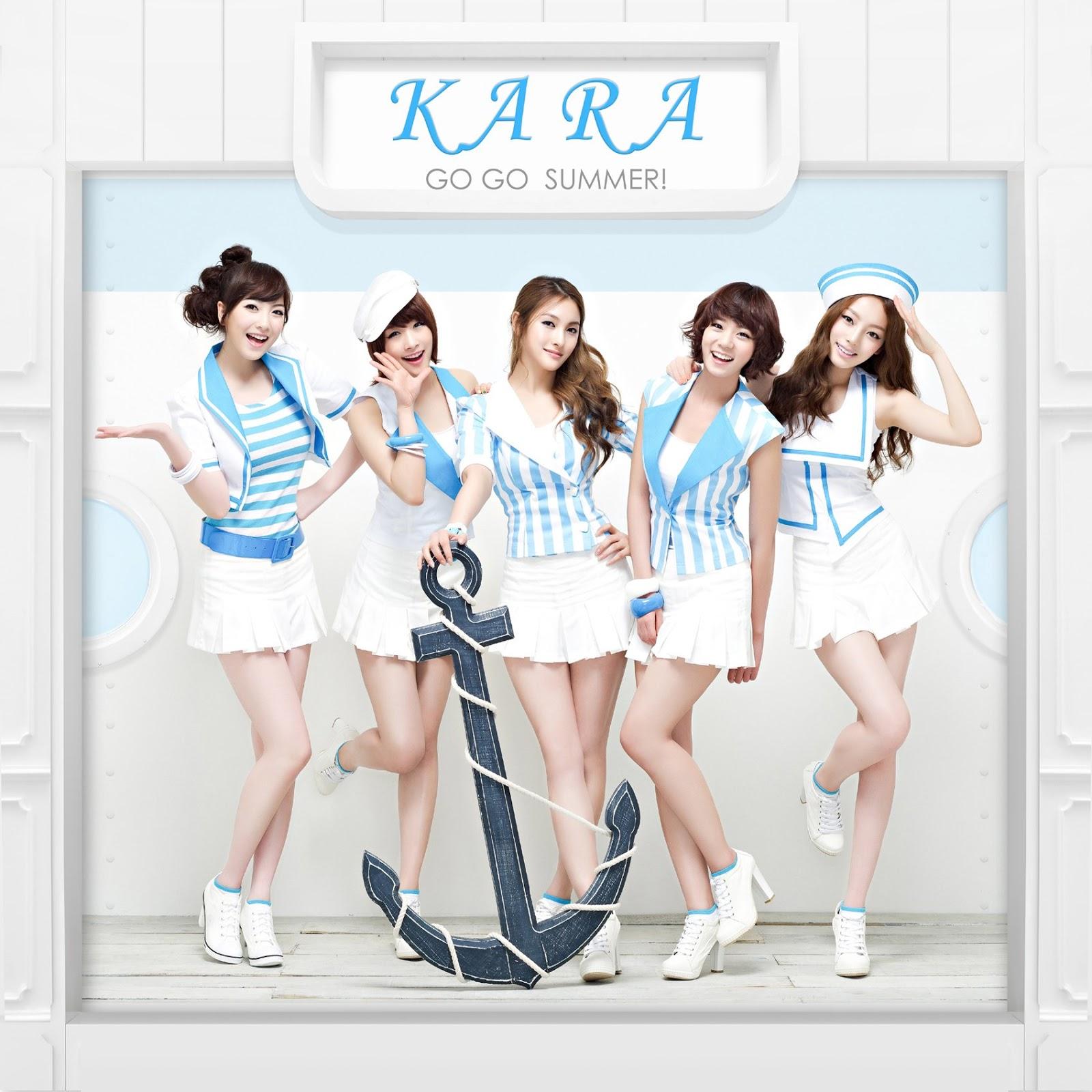 KARA – Go Go Summer! (Japanese) – EP (FLAC)