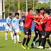Buen debut de los chicos en Paraguay