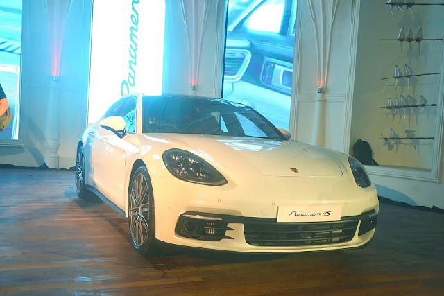Porsche Panamera 4S Indonesia