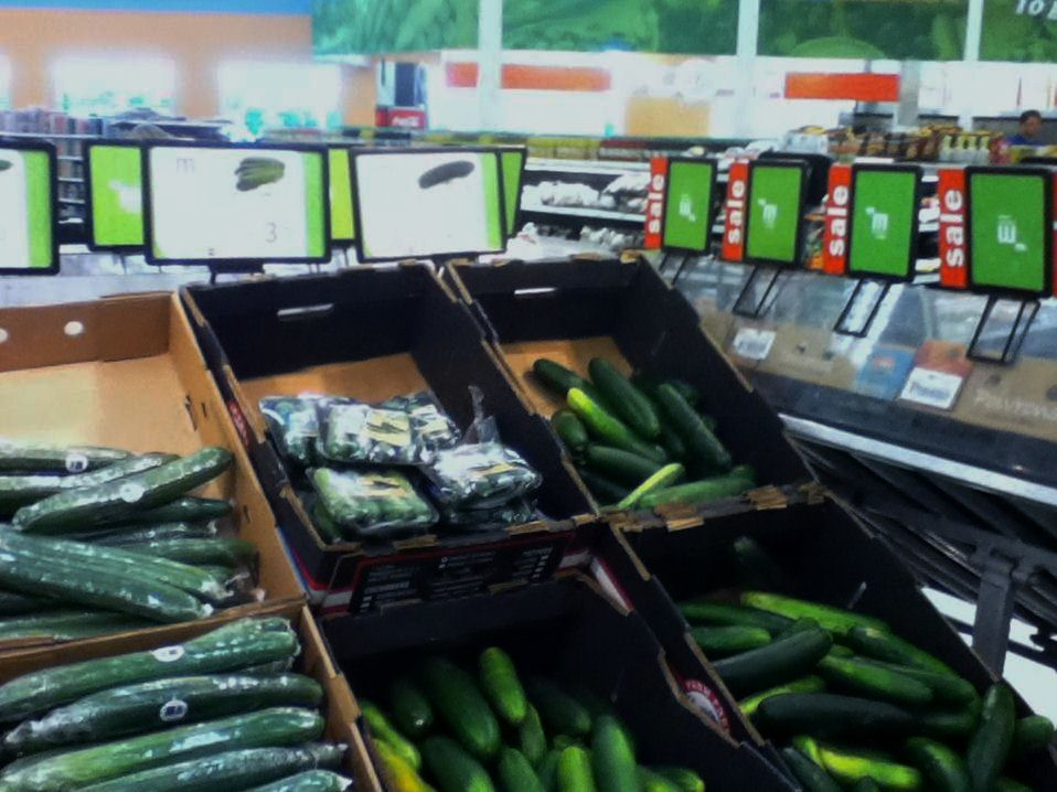 Meijer Visit Produce Department Report Fresh Fruits And