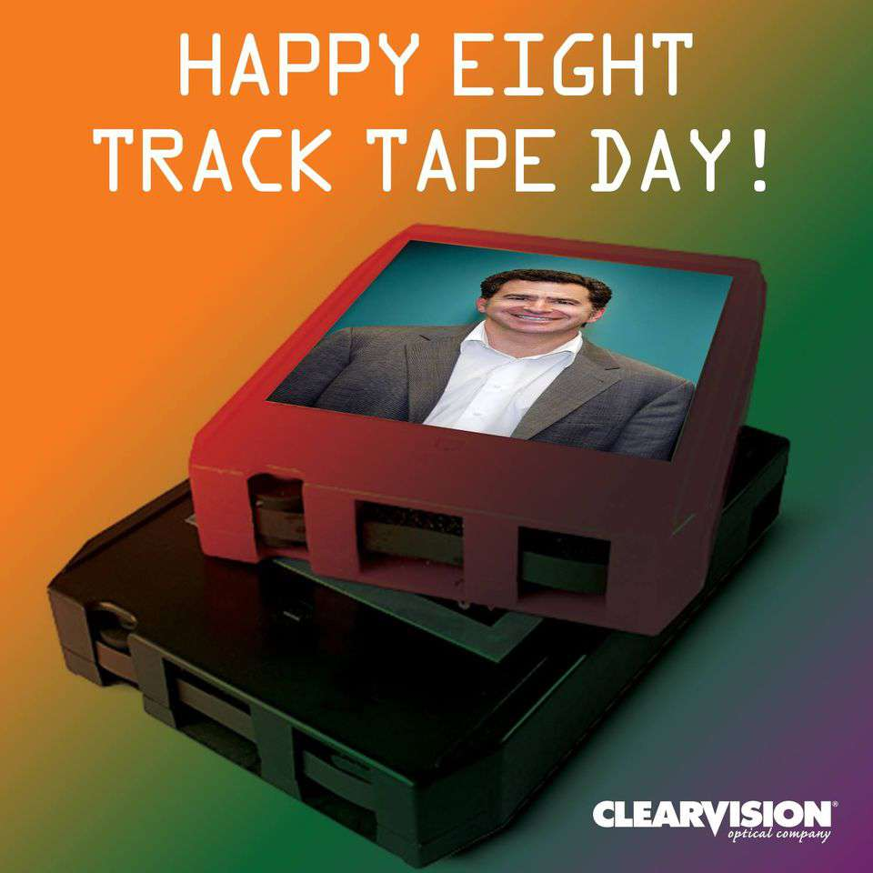 National Eight Track Tape Day Wishes Pics