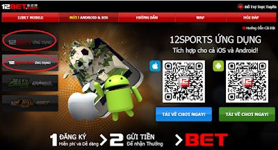 12BETSports ứng dụng 1 lần tải  - Cược tất cả các môn thể thao Ung%2Bdung