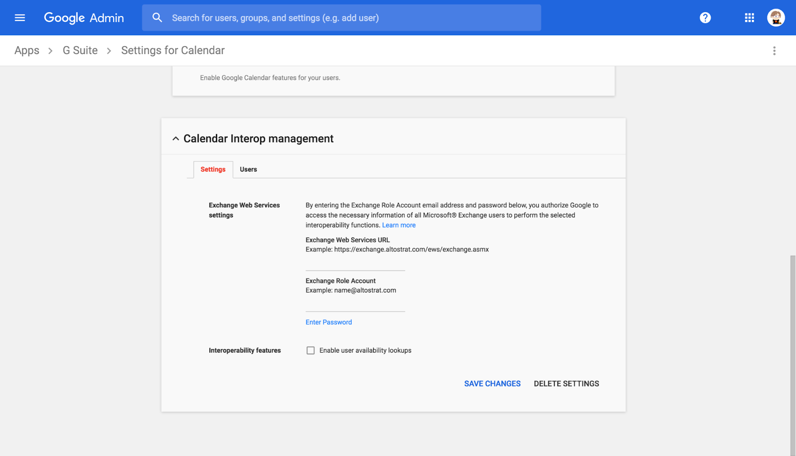 Improvements to Google Calendar Interop for Microsoft Exchange, with real  time data, logging, and simpler setup