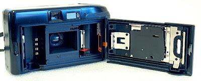 Canon Autoboy 3. Film box