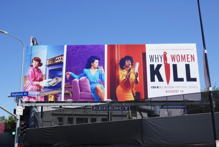 Why Women Kill season 1 billboard