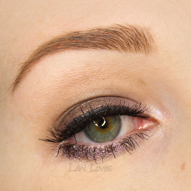 Darling Girl Tiny Dancer eyeshadow swatches & review