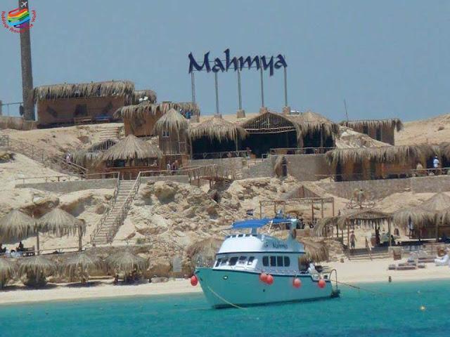 Mahmya - Giftun Island - Hurghada