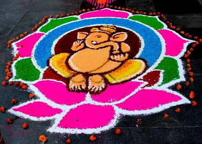 Diwali 2018 Best Rangoli Designs