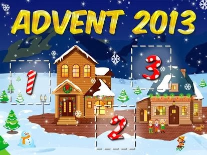25 Days of Christmas Advent 13